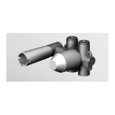 Zucchetti element podtynkowy nikiel szczotkowana R99815.C3