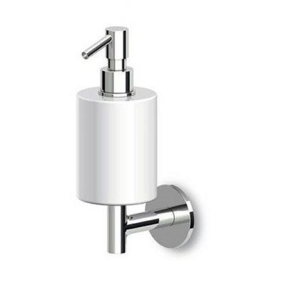 Zucchetti Pan dozownik do mydła biały matowy ZAC615.W1