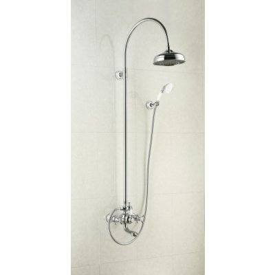 Art Platino Nikolas zestaw wannowo-prysznicowy chrom NIK-ZWPN.500C