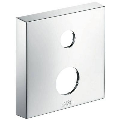 Hansgrohe iBox rozeta przedłużająca kwadratowa 170 mm chrom 14967000