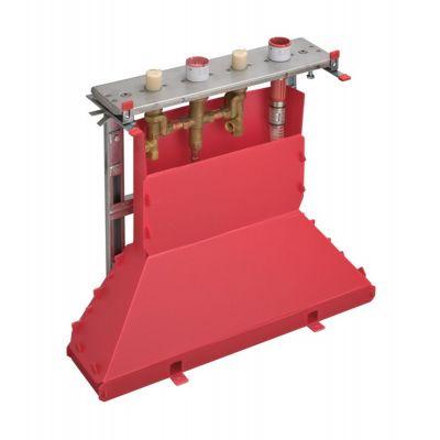 Axor Starck zestaw podstawowy do baterii 4-otworowej 15481180