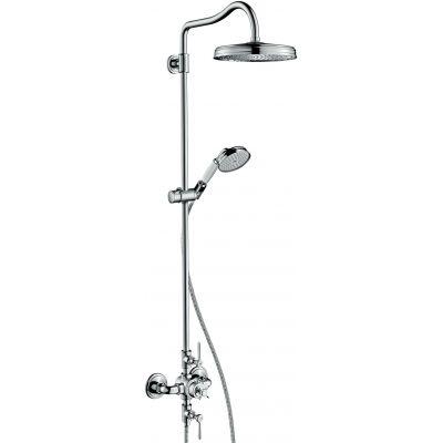 Axor Montreux zestaw prysznicowy ścienny termostatyczny chrom 16572000