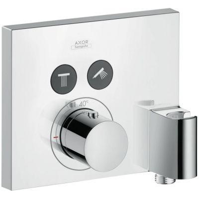 Axor ShowerSelect bateria wannowo-prysznicowa podtynkowa termostatyczna chrom 36712000