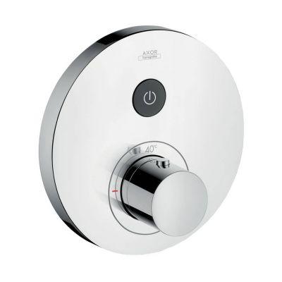 Axor ShowerSelect Round bateria prysznicowa podtynkowa termostatyczna chrom 36722000