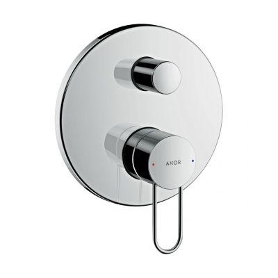 Axor Uno bateria wannowo-prysznicowa podtynkowa chrom 38428000