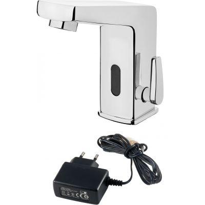 Deante Vital bateria umywalkowa stojąca sensorowa (230V) chrom BCH029V