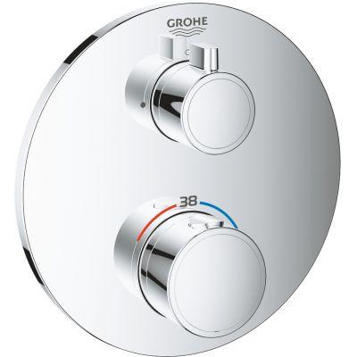 Grohe Grohtherm bateria prysznicowa podtynkowa termostatyczna chrom 24075000