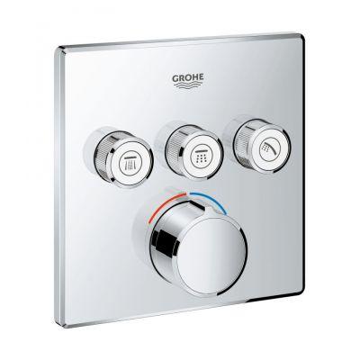 Grohe SmartControl bateria wannowo-prysznicowa podtynkowa chrom 29149000