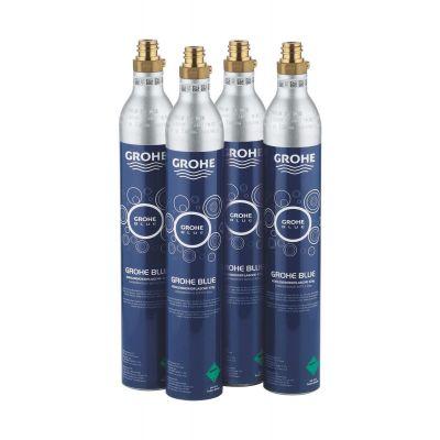 Grohe Blue butle CO2 zestaw startowy 4 szt 40422000