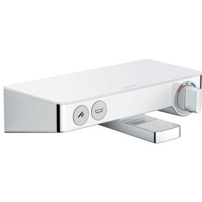 Hansgrohe ShowerTablet Select bateria wannowo-prysznicowa termostatyczna biały / chrom 300 13151400