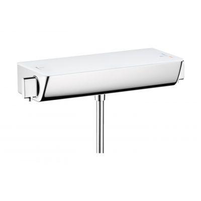 Hansgrohe Ecostat Select bateria prysznicowa ścienna termostatyczna biały/chrom 13161400