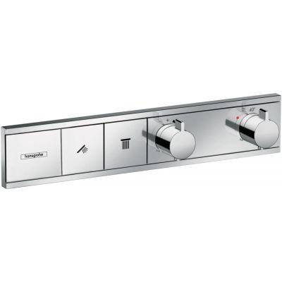 Hansgrohe RainSelect bateria wannowo-prysznicowa podtynkowa termostatyczna chrom 15380000
