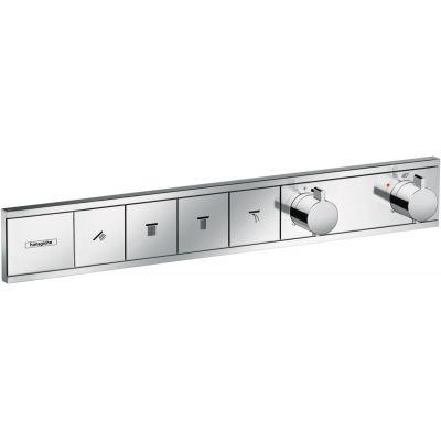 Hansgrohe RainSelect bateria wannowo-prysznicowa podtynkowa termostatyczna chrom 15382000