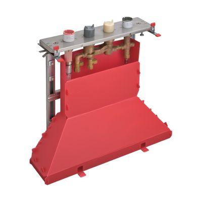 Hansgrohe zestaw podstawowy baterii 4-otworowej z termostatem 15465180