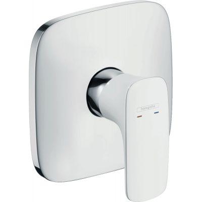 Hansgrohe PuraVida bateria prysznicowa podtynkowa biały/chrom 15665400