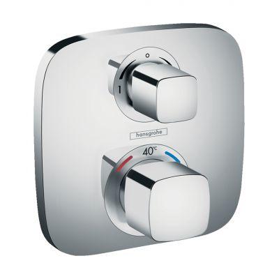 Hansgrohe Ecostat E bateria wannowo-prysznicowa podtynkowa termostatyczna chrom 15708000