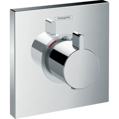 Hansgrohe ShowerSelect Highflow bateria prysznicowa podtynkowa termostatyczna chrom 15760000