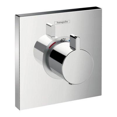 Hansgrohe ShowerSelect Highflow bateria prysznicowa termostatyczna podtynkowa chrom 15760000
