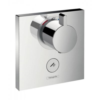 Hansgrohe ShowerSelect Highflow bateria wannowo-prysznicowa termostatyczna podtynkowa 15761000