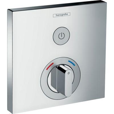 Hansgrohe ShowerSelect bateria prysznicowa podtynkowa chrom 15767000