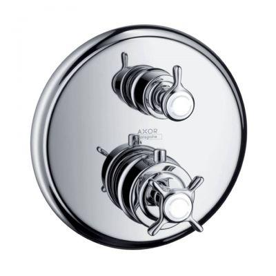 Axor Montreux bateria wannowo-prysznicowa podtynkowa termostatyczna chrom 16820000