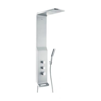 Hansgrohe Raindance Lift panel prysznicowy ścienny termostatyczny satyna/chrom 27008000