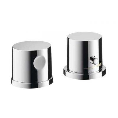 Axor Uno2 bateria wannowo-prysznicowa 2-otworowa termostatyczna chrom 38480000