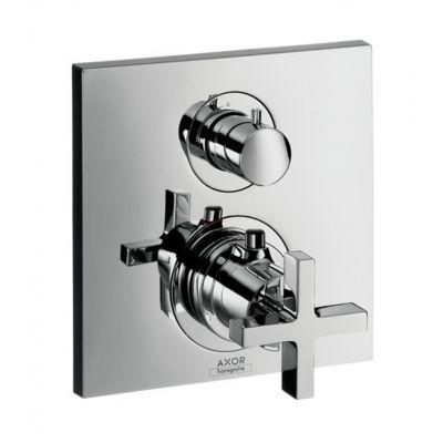 Axor Citterio bateria prysznicowa podtynkowa termostatyczna chrom 39705000
