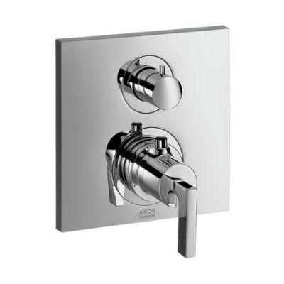 Axor Citterio bateria wannowo-prysznicowa podtynkowa termostatyczna chrom 39720000