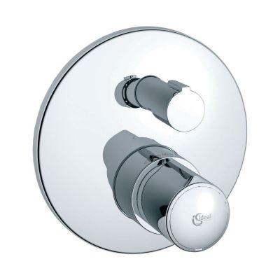 Ideal Standard Melange bateria wannowo-prysznicowa podtynkowa termostatyczna chrom A4891AA
