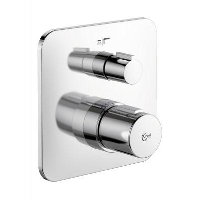 Ideal Standard Tonic II bateria wannowo-prysznicowa podtynkowa termostatyczna chrom A6345AA