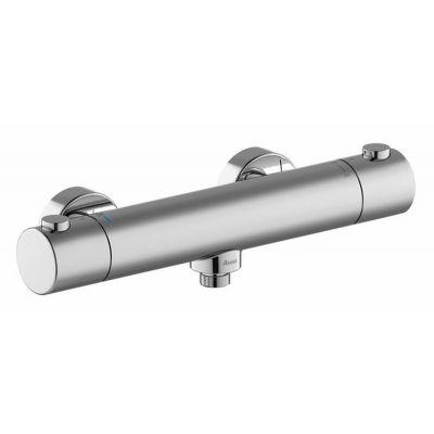 Ravak Puri bateria prysznicowa PU 033.00/150 ścienna termostatyczna chrom X070116