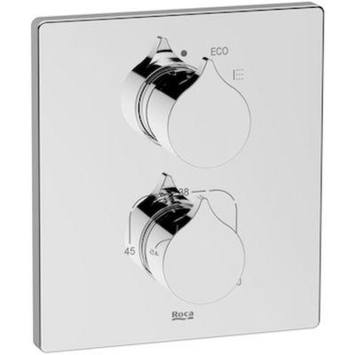 Roca Insignia bateria prysznicowa termostatyczna podtynkowa chrom A5A2C3AC00
