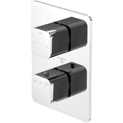 Steinberg bateria wannowo-prysznicowa podtynkowa termostatyczna chrom 2304133