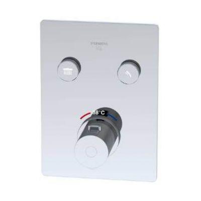 Steinberg 390 bateria wannowo-prysznicowa podtynkowa termostatyczna chrom 3904221