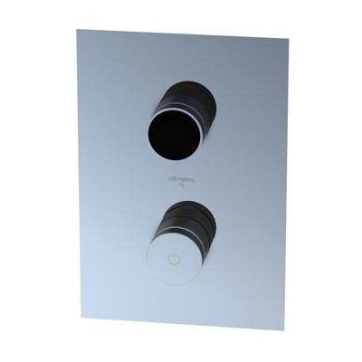 Steinberg iFlow bateria wannowo-prysznicowa podtynkowa termostatyczna elektroniczna chrom 3904126