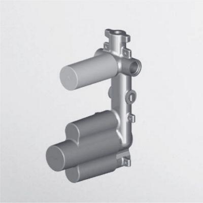 Zucchetti element podtynkowy termostatyczny baterii R97810