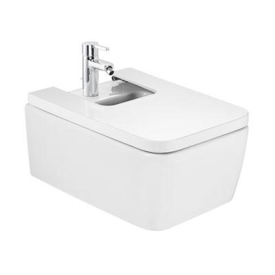 Roca Inspira Square bidet wiszący biały A357535000