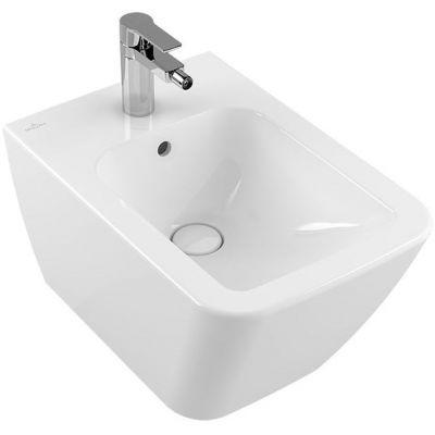 Villeroy & Boch Finion bidet wiszący CeramicPlus Weiss Alpin 446500R1
