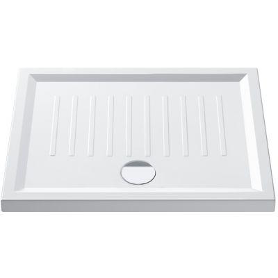 Catalano Verso New brodzik prostokątny 100x80 cm biały 180100H600