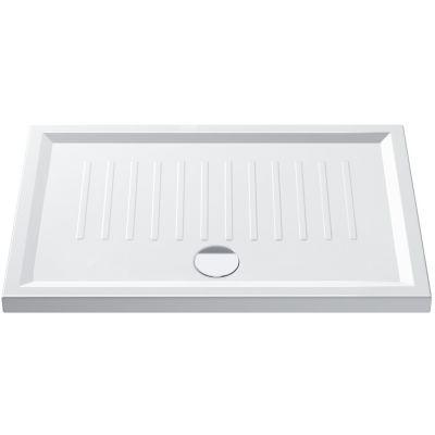 Catalano Verso New brodzik prostokątny 120x80 cm biały 180120H600