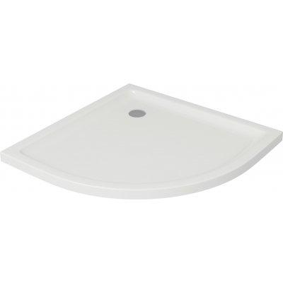 Cersanit Tako brodzik półokrągły 80 cm biały S204-001