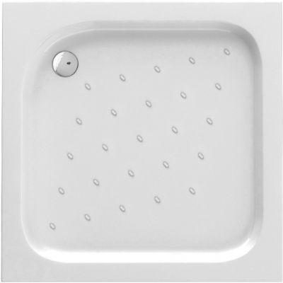 Deante Corner brodzik kwadratowy 90 cm biały KTC041B