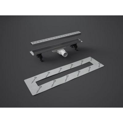 Radaway Slim Basic odpływ prysznicowy 55 cm 5L055S, 5R055SB