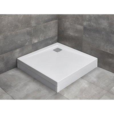 Radaway Argos panel brodzika 80 cm biały 001-510074004