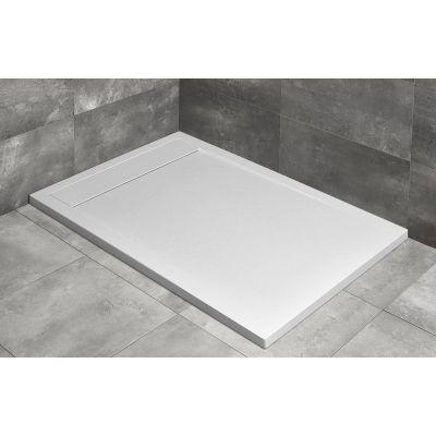 Radaway Teos F brodzik prostokątny 110x90 cm biały HTF11090-04