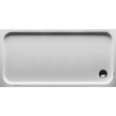 Duravit D-Code brodzik prostokątny 150x75 cm biały 720099000000000