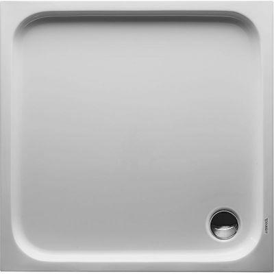 Duravit D-Code brodzik kwadratowy 100 cm biały 720103000000000