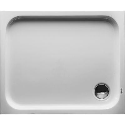 Duravit D-Code brodzik prostokątny 90x80 cm biały 720105000000000