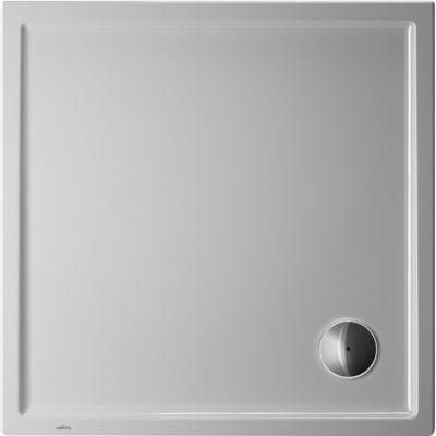 Duravit Starck Slimline brodzik kwadratowy 100 cm biały 720116000000000